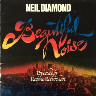 Neil Diamond - Beautiful Noise (LP) (VG/G)